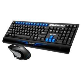 ~DB ~T.C.STAR KIT9905 USB有線鍵鼠組^( 品;僅外箱破損^)