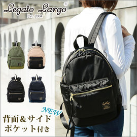 ^~Legato Largo^~ HOTCH POTCH ORIGINAL 高密度尼龍後背