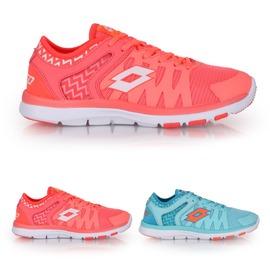 LOTTO 女慢跑訓練鞋(路跑 慢跑 健身【02015816】≡排汗專家≡