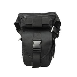 600D戶外 多 戰術腿包收納包男 真人CS戶外探險收納儲物包