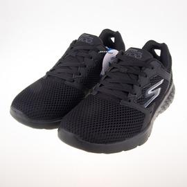 Skechers  全黑 警察 學生 Go Run 400 慢跑鞋 54350BBK
