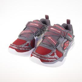 Skechers  男童系列 Neutron 慢跑鞋-灰/紅 95170LCCRD