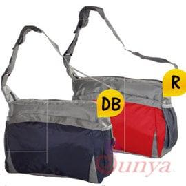 AR系列~S~305 亮麗側包^(書包 肩背包 側背包 收納 上學讀書  多內袋 好放 方