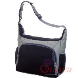 AR系列~S~310 側包 書包^(書包 肩背包 側背包 收納 上學讀書  多內袋 好放