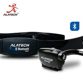 ALATECH單車踏頻器心跳帶超值組 (CS010+SC001)【蓁蓁大賣場】