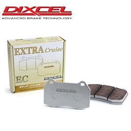 ~Power Parts~DIXCEL EC 來令片 後  HONDA CIVIC FD