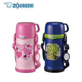 『ZOJIRUSHI 』☆ 象印 童用不銹鋼保溫瓶 SC-MC60  **免運費**