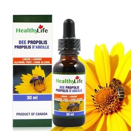 ~Healthy Life加力活~蜂膠滴液Bee Propolis^(30毫升 瓶^)