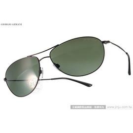 GIORGIO ARMANI 太陽眼鏡 GA6024 300131 ^(黑^) 男仕 百搭
