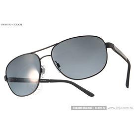 GIORGIO ARMANI 太陽眼鏡 GA6036 313681 ^(黑~藍^) 率性男