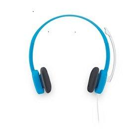 Logitech 羅技 H150耳機麥克風~天藍.桃紅