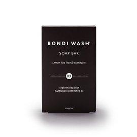 澳洲 Bondi Wash Soap Bar Sydney Peppermint & Rosemary 100g, 個人清潔系列 香氛皂 雪梨薄荷&迷迭香口味 兩件組
