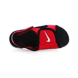 NIKE SUNRAY ADJUST 4(TD)男女嬰孩涼鞋(免運 童鞋【02015652】≡排汗專家≡