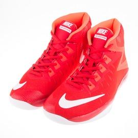 NIKE  AIR DEVOSION BG 大童籃球鞋-紅/橘/白 845081600