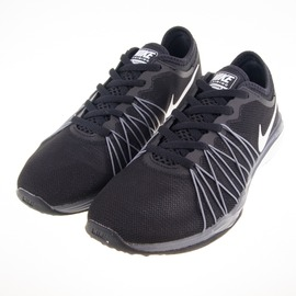 NIKE  DUAL FUSION TR HIT 女慢跑鞋-黑 844674001