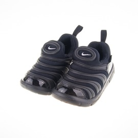 NIKE  DYNAMO FREE (TD) 毛毛蟲鞋 小童 -黑 343938004