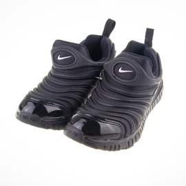 NIKE  DYNAMO FREE PRINT 毛毛蟲鞋-黑 343738004