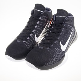 NIKE  ZOOM ASCENTION EP 籃球鞋-黑/白 856575001