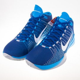 NIKE  ZOOM ASCENTION EP 籃球鞋-藍/白 856575400