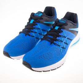 零碼出清~NIKE  ZOOM WINFLO 3 慢跑鞋-藍/黑 831561401
