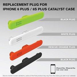 CATALYST 防水防摔防雪防塵手機殼 保護殼 底部防水膠條 iphone 6 6s p