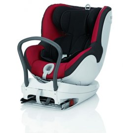 【紫貝殼】『GCB07-2』 Britax - DUALFIX 旗艦型360度雙向ISOFIX 0-4歲汽車安全座椅(汽座) -大理石灰