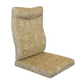 【尚品家俱】915-02 吉捷L型布坐垫/椅垫/合式坐垫/木椅座垫