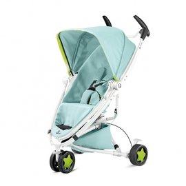 【微瑕疵】【贈提籃】荷蘭【Quinny】Zapp Xtra2 Miami 嬰兒推車(白管)