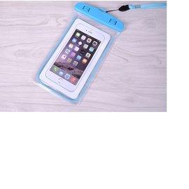 夜光手機防水袋 PVC防水手機袋 可觸控 游泳潛水戶外必備 【ABO-00165】