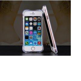 蘋果Iphone6 4.7吋/ 6plus 5.5吋 氣囊 氣墊手機殼 矽膠套 防摔 iphone6保護套 透明軟套