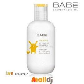 MallDJ親子 網 ~ 西班牙BABE 親膚溫和洗髮液~200ml~ ^#PBA4408