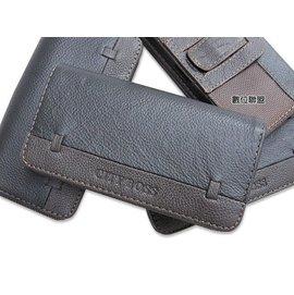 ASUS ZenFone 3 ZE552KL 真皮 牛皮 手機腰掛式皮套 腰掛皮套 手機皮套 保護套 手機套 BW97