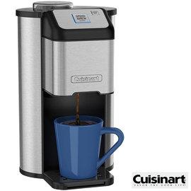 ◤贈咖啡豆+清潔刷◢【Cuisinart 美膳雅】全自動研磨美式咖啡機 (DGB-1TW)