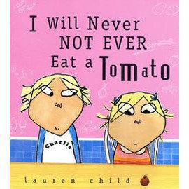 ~低中年級~I Will Never Not Ever Eat a Tomato Char