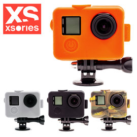 yardix代理~法國XSories SILICONE COVER Lite GoPro