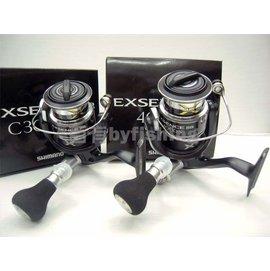 ◎百有釣具◎SHIMANO EXSENCE-BB 4000HGS (03003 0)路亞/軟絲捲線器~輕盈、超順滑、超強力