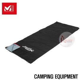 探險家戶外用品㊣MHHXE904 法國MILLET 15度輕便迷你成人睡袋190x75cm 中空纖維睡袋化纖睡袋戶外寢袋