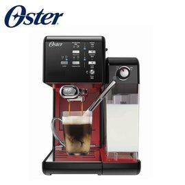 美國OSTER 奶泡大師義式咖啡機 BVSTEM6602 PRO升級版 藍色款 ◤咖啡豆◢