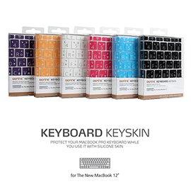 BEFINE KEYBOARD KEYSKIN New MacBook 12 中文鍵盤保護