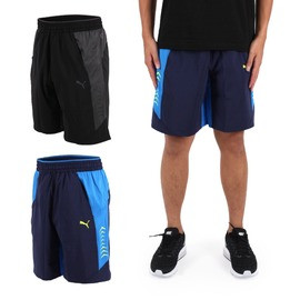 PUMA VENT男訓練系列平織運動短褲(慢跑 路跑 健身【04351174】≡排汗專家≡