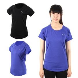 PUMA 女訓練系列短袖T恤(短袖上衣 短T 路跑 慢跑 健身【03312400】≡排汗專家≡