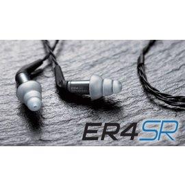 My Ear 台中耳機   Etymotic ER4SR 錄音室監聽 版 耳道式耳機 S