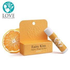 大地之愛_寶貝護唇膏^(有機甜橙^) Fairy Kiss Organic Orange