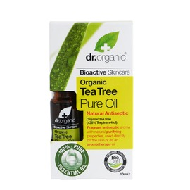 英國 Dr. Organic_丹霓珂_活性茶樹純精油 Tea Tree Pure Oil
