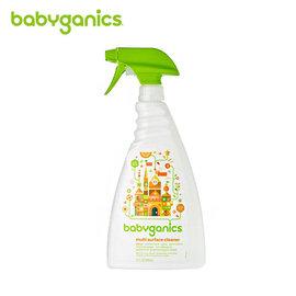 美國 babyganics綠潔寶貝全效除垢法寶~柑橘味 multi surface cle