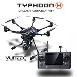 最後1台 YUNEEC Typhoon H Brochure 六軸4K空拍機~加碼送WIZ