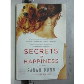~書寶 書T4╱原文小說_OCY~Secrets to Happiness_Sarah D