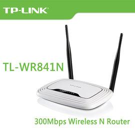 TP~LINK TL~WR841N 300Mbps Wireless N 路由器