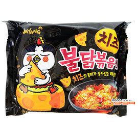 【吉嘉食品】火辣雞肉起司風味鐵板炒麵1包140公克40元{8801073141735:1}