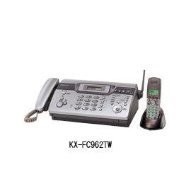 國際牌Panasonic 感熱紙傳真機 KX~FC962TW